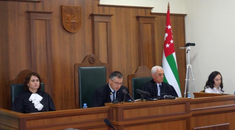 О дате следующего судебного заседания по иску Квициниа суд сообщит 18 сентября