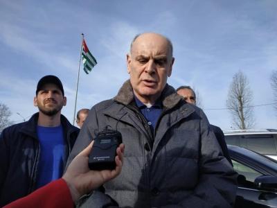 Аслан Бжания: мы хотим вырвать Абхазию из рук тех, кто окончательно и бесповоротно хочет разрушить ее